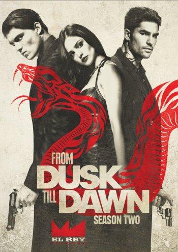 From Dusk S2 DVD