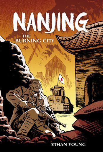 Nanjing-The Burning City