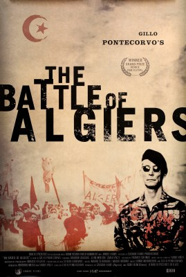 Battle of Algiers Poster