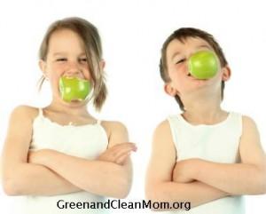 Healthy, nutritious after school snacks
