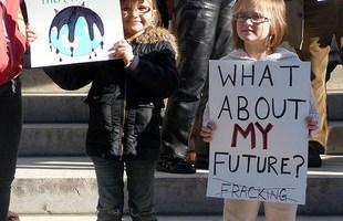 Mothers Against Fracking