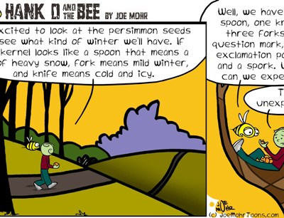 Hank D and the Bee: Predicting the Future of Weather
