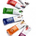 Vegan, Gluten-Free Snacking:  Good Greens bars