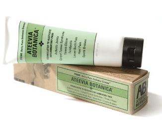 Got Carpal Tunnel? Arthritis? Tennis Elbow:  Ateevia Botanica Daily Relief Cream
