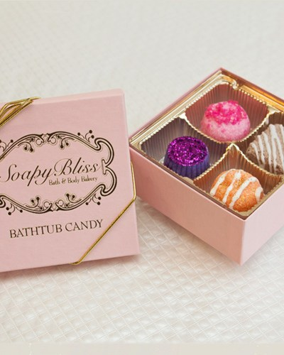 Soapy Bliss: Bath products so delicious you want to eat them!