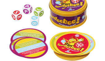 Family Word Game Speedeebee Builds Brains