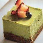 Classic Desserts go Japanese: Matcha Cheesecake Recipe