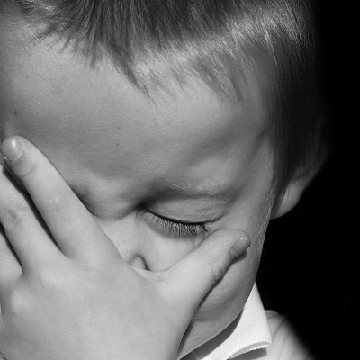 "Temper Tantrums:  Stop saying ""you are tired"""