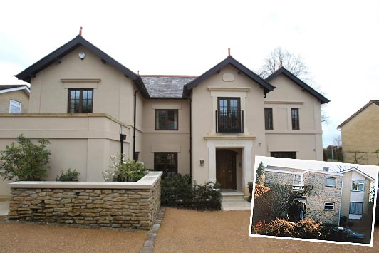 £1million eco home
