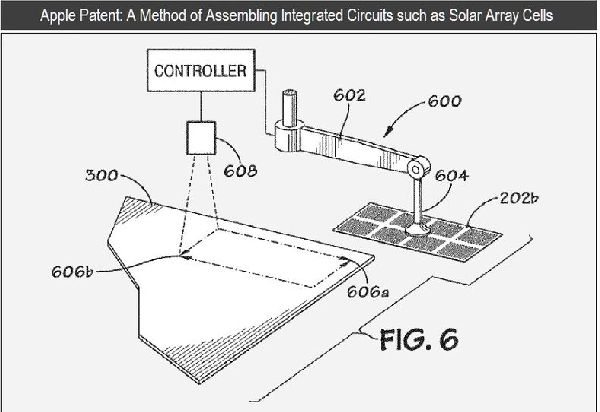 Assembling integrated circuit such as solar array cell