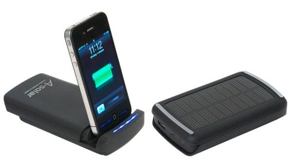 Compact Portable Power Dock