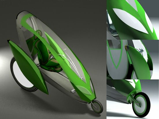eco vehicle 3