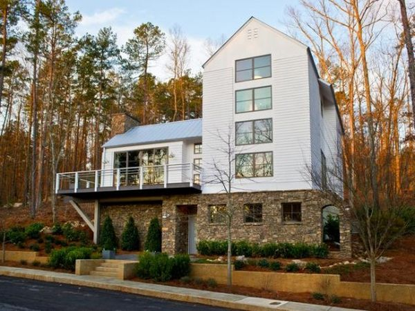 Farmhouse Modern HGTV Home in Georgia