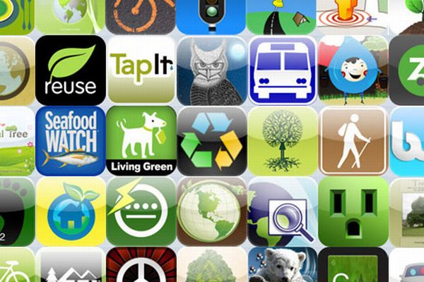 Green Android Apps