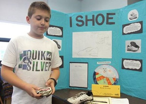 iShoe invention by Ryan Gramp