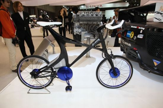 lexus hybrid bicycle 3