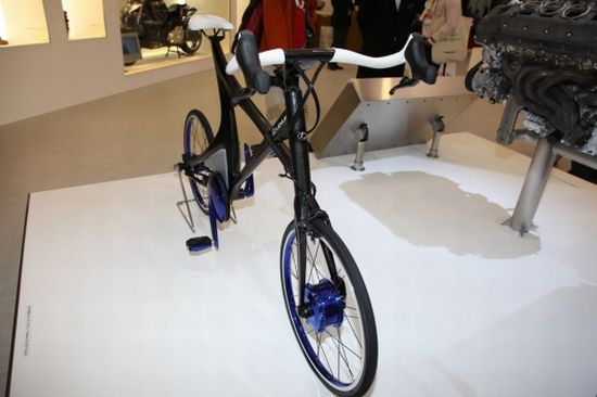 lexus hybrid bicycle 4