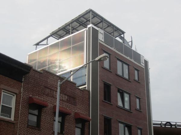 Park Slope Getting Shiny, Solar-Powered Rental Building