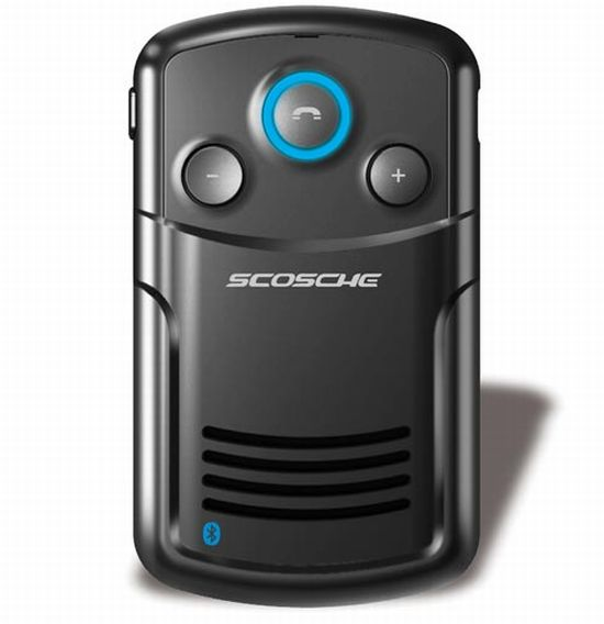 scosche solchat speakerphone