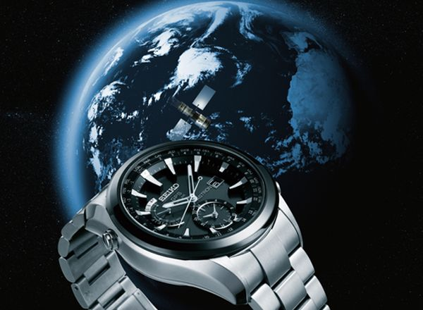 Seiko  GPS Solar Watch