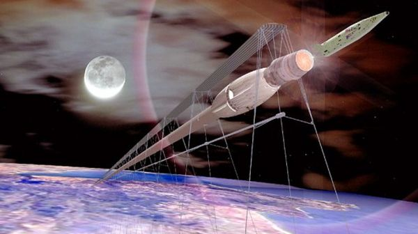 Startram - maglev train to low earth orbit
