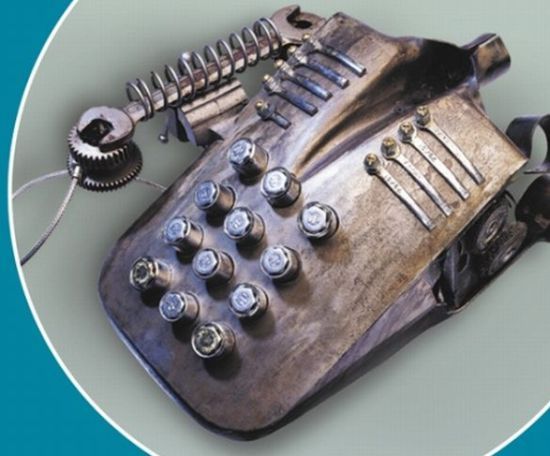 steampunk phone 4