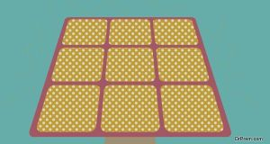 solar cell designs
