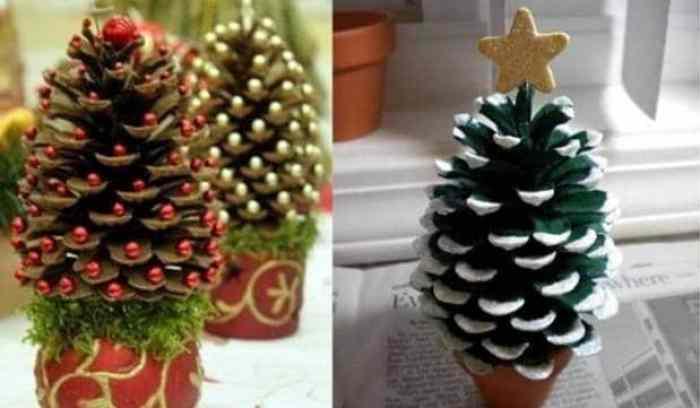 Resultado de imagen de adornos navideños caseros reciclados