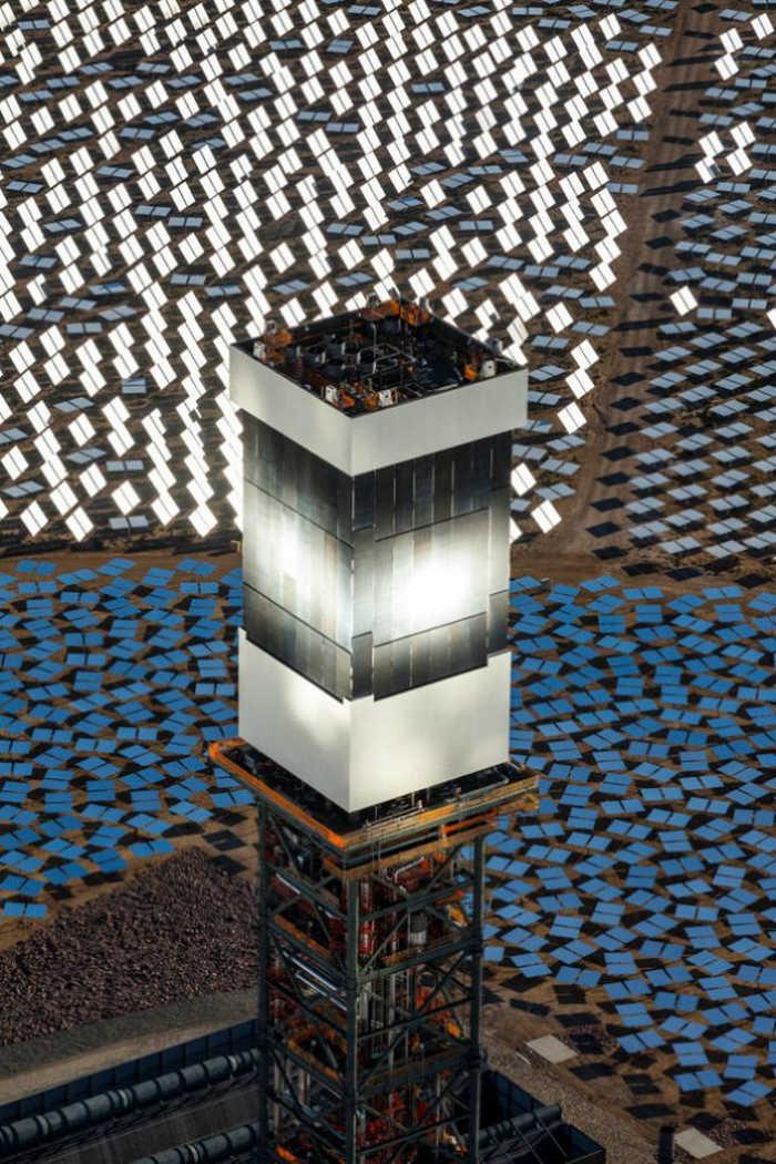 granja de energía solar mas grande del mundo