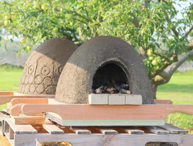 Como construir un horno de le a taringa - Construccion hornos de lena ...