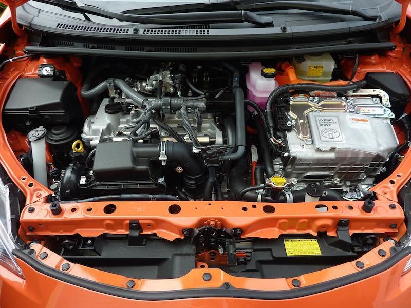 Motor Toyota Hibrido