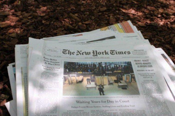 acabar con las malas hierbas con papel de periódico