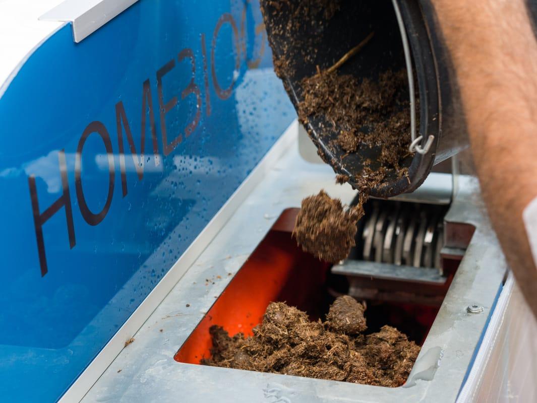 Biogas casero desperdicios organicos
