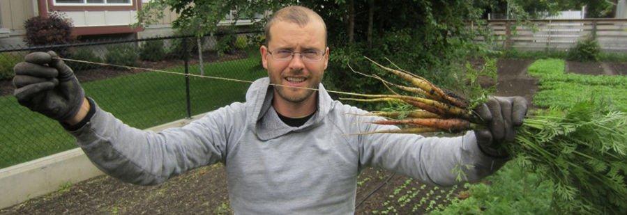 Curtis Stone, gurú de la Agricultura urbana