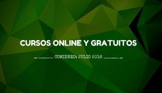 Cursos online y gratuitos que empiezan en julio