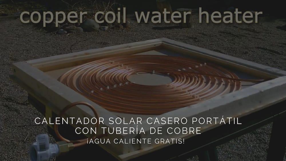 como-construir-un-calentador-solar-casero-portatil-con-tuberia-de-cobre
