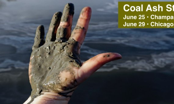 Coal Ash Stories Champaign and Chicago