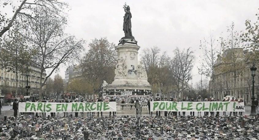 Photo courtesy of Megan Rowling and Alister Doyle, Paris, Irish Examiner