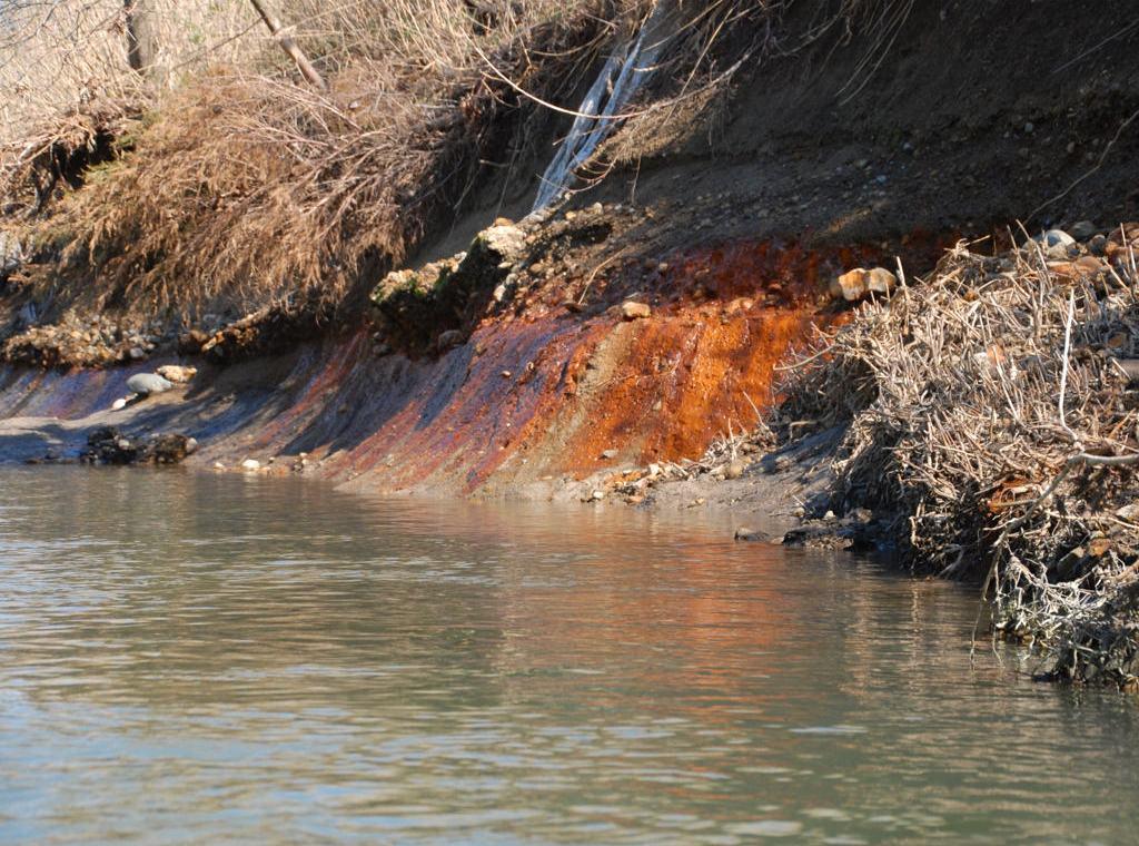 Dynegy Coal Ash Leaching Middle Fork