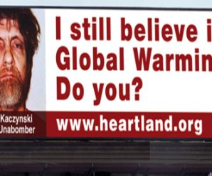 Heartland Institute compares belief in global warming to mass murder | Leo Hickman | Environment | guardian.co.uk