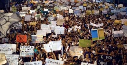 Brasil manifestaciones