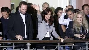 CFK CONFIANZA EN EL GOBIERNO