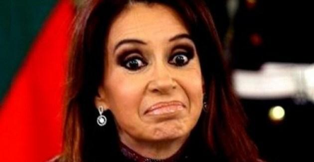 Cristina de Kirchner: Sí, pero con qué cara