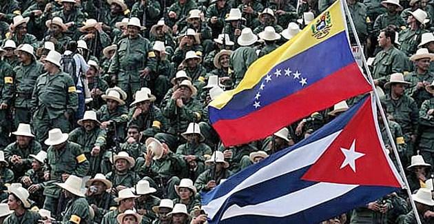 ¿Cómo conquistó Cuba a Venezuela?