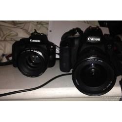 Small Crop Of Canon Sl1 Vs T5i