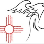 Logo sweat eagle tribe