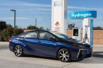 Toyota Mirai fuel cell car sets record