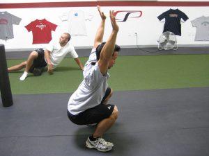 good overhead squat