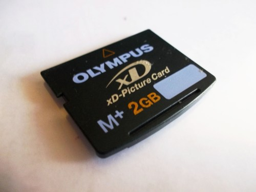 Medium Of Xd Memory Card