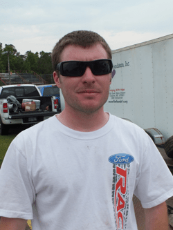Coy Whitehurst - Mini Stock Division Driver Profiles